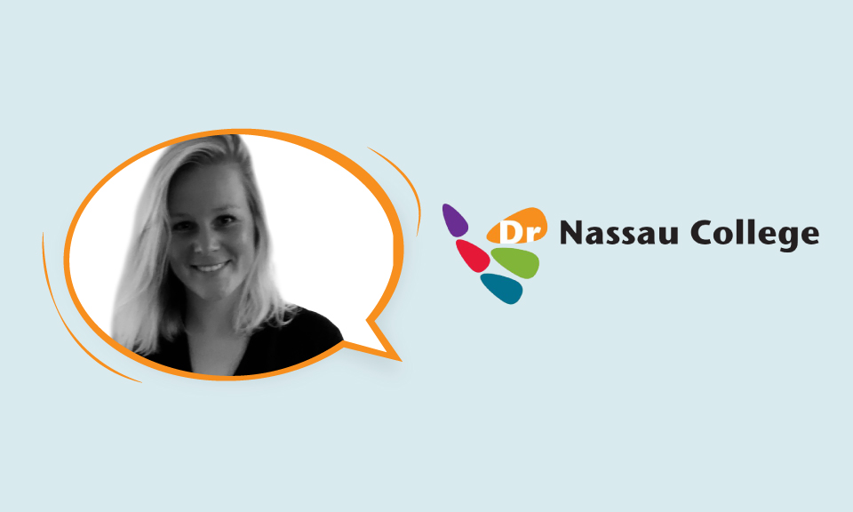 Interview Lianne de Vries over portfolio in Learnbeat