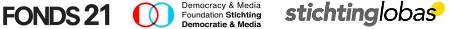 Fonds21 en Stichting Democratie en Media en Stichtinglobas