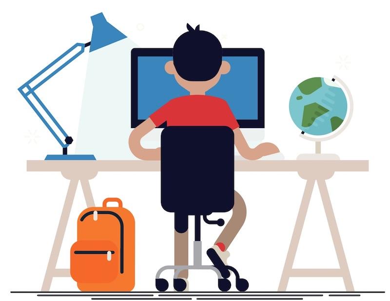 leerling-werkt-in-learnbeat-achter-zijn-bureau