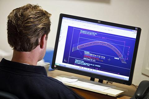 ECM Opleiding Werkvoorbereider meubelindustrie/(scheeps)interieurbouw