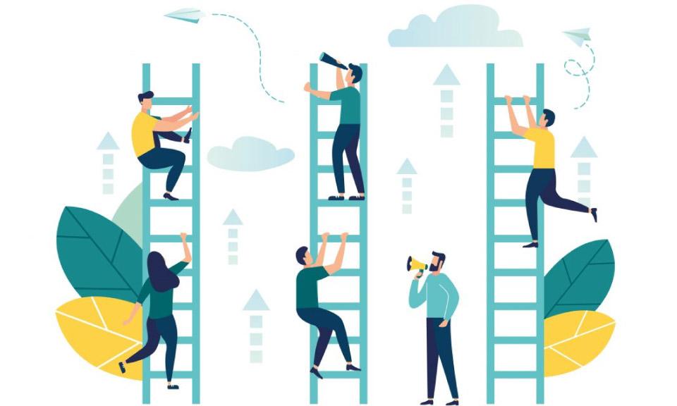 Differentiëren: ieder volgt zijn eigen weg bij het halen van zijn doelen.