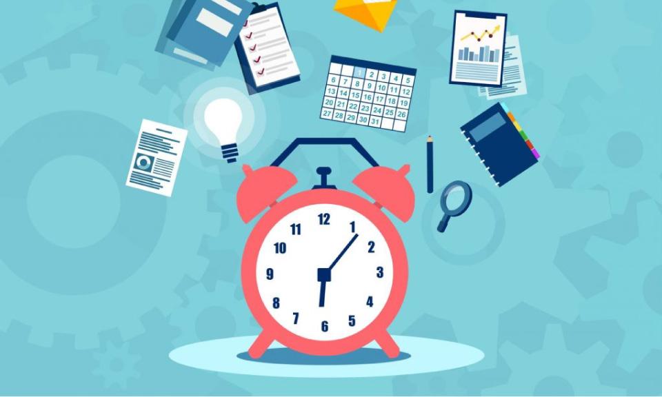 Werkdruk verlagen en tijd besparen met een digitale leeromgeving.