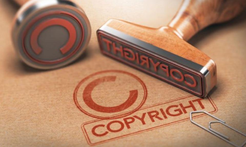 Copyright, of auteursrecht, speelt ook in het onderwijs.
