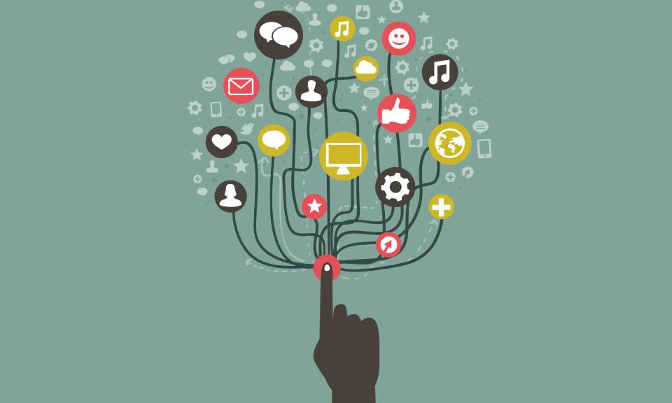 21e-eeuwse vaardigheden zijn nodig zodat leerlingen om kunnen gaan met de groeiende informatie die binnen handbereik ligt.