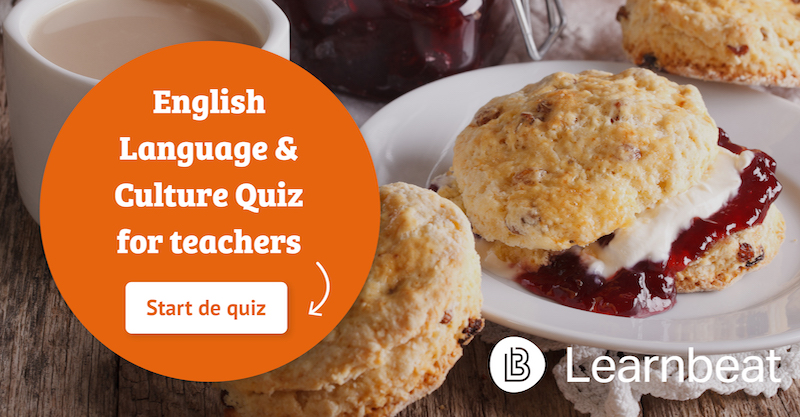 English Language and Culture Quiz voor docenten in Learnbeat