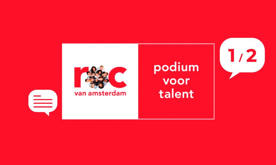 logo-ROC-van-Amsterdam-MBO-College-West kiest voor Learnbeat