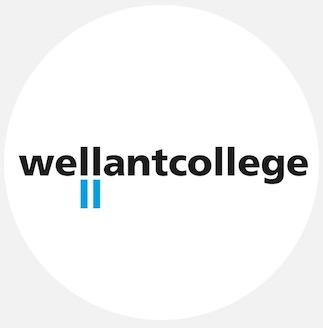 Logo rond - Wellantcollege