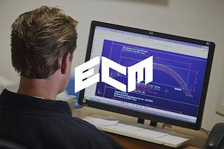 Logo ECM opleiding werkvoorbereider scheepsinterieurbouwer in Learnbeat