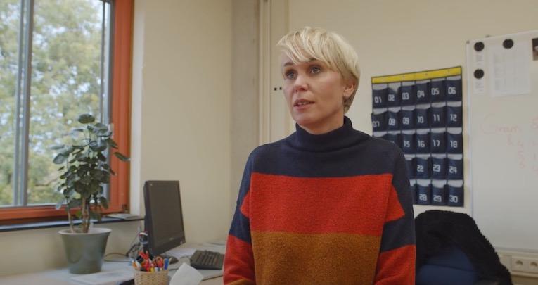 videoplayer Marloes Korsten interview
