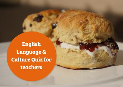English language quiz voor docenten