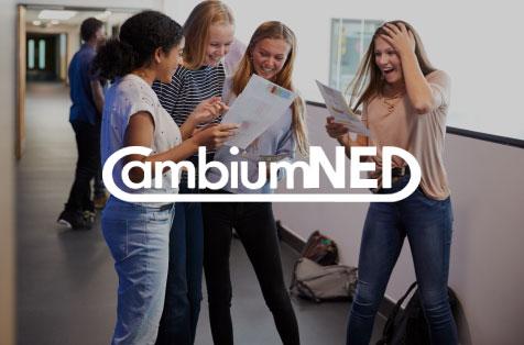 Logo CambiumNED Nederlands in Learnbeat