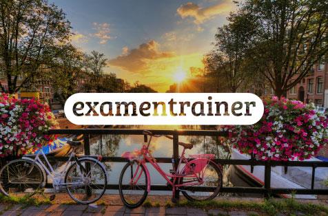 Logo Examentrainer Nederlands in Learnbeat