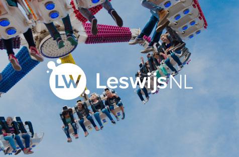 Logo Leswijs Nederlands in Learnbeat