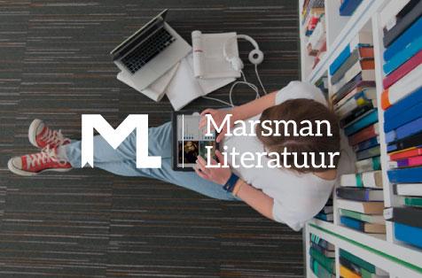 Logo Marsman Literatuur in Learnbeat