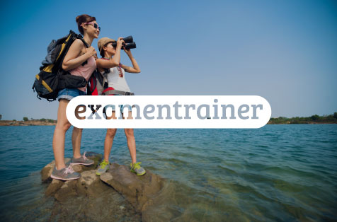 logo Examentrainer Learnbeat