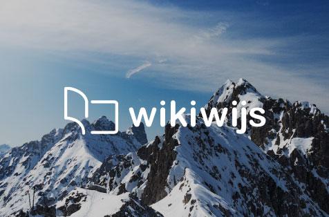 logo wikiwijs open lesmethode aardrijkskunde in learnbeat