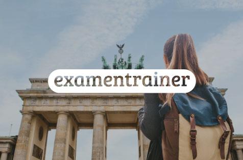 Logo Examentrainer Duits in Learnbeat
