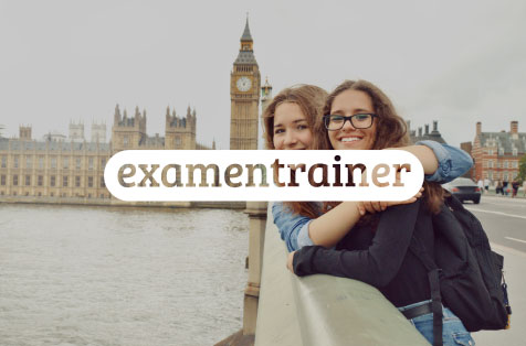 Logo Examentrainer Engels in Learnbeat