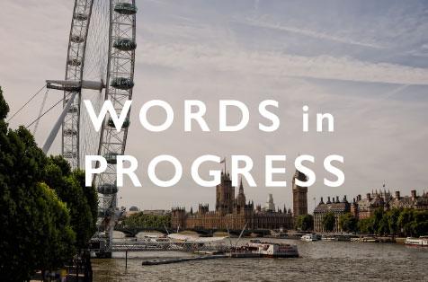 Logo Words in Progress Engels in Learnbeat