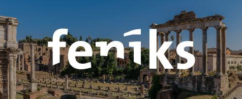 Logo Feniks in Learnbeat