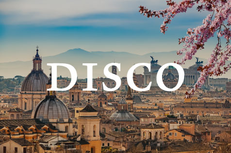 Logo Disco Latijn in Learnbeat