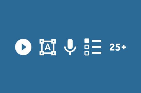 iconen-zelf-lesmateriaal-maken-in-Learnbeat-met-verschillende-werkvormen