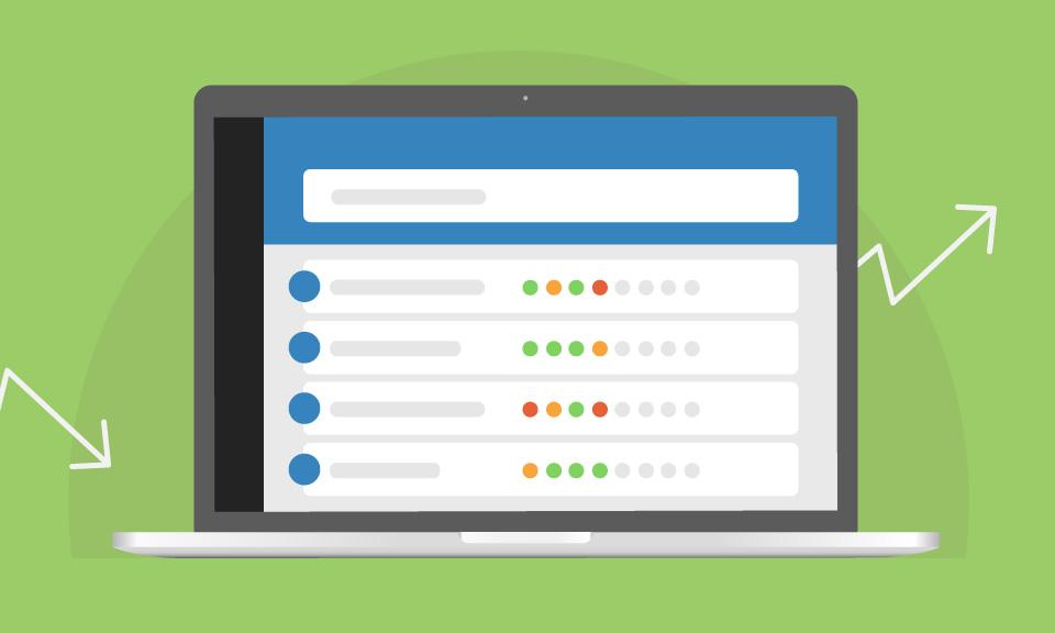 De inzichten uit het voortgangsscherm in Learnbeat helpen je formatief te evalueren.