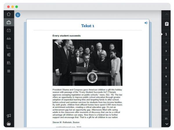 examenopgave-tekst-1-U.S.-Every-Student-Succeeds-Act-uit-Eaxmentrainer-Engels-havo-in-Learnbeat