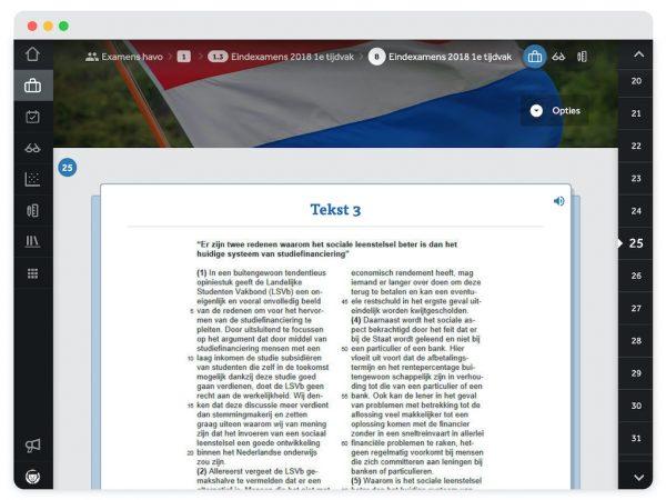 Opgave-25-van-Eindexamen-Nederlands-2018-1e-tijdvak-Tekst-3-met-knop-voor-voorleesfunctie-er-zijn-twee-redenen-waarom-het-sociale-leenstelsel-beter-is-dan-het-huidige-systeem-van-studiefinanciering
