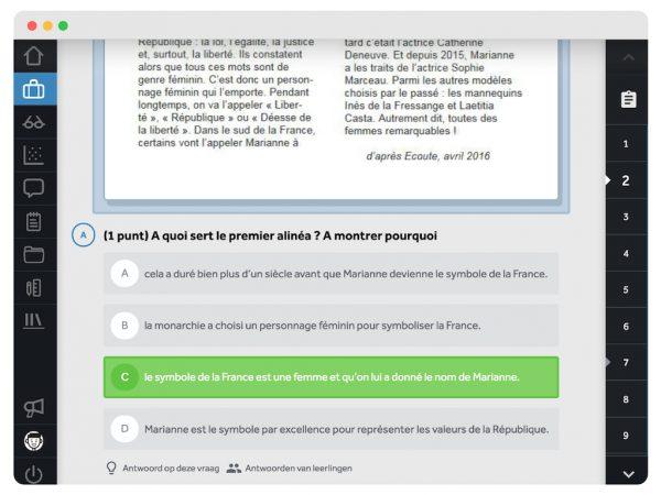 voorbeeld-examenopgave-frans-in-learnbeat