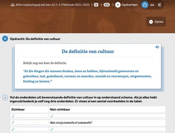 opgave-definitie-van-cultuure-uit-methode-burgerschap-van-codenamefuture-in-learnbeat
