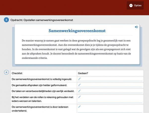 opgave-samenwerkingsovereenkomst-uit-methode-codenamefuture-in-learnbeat