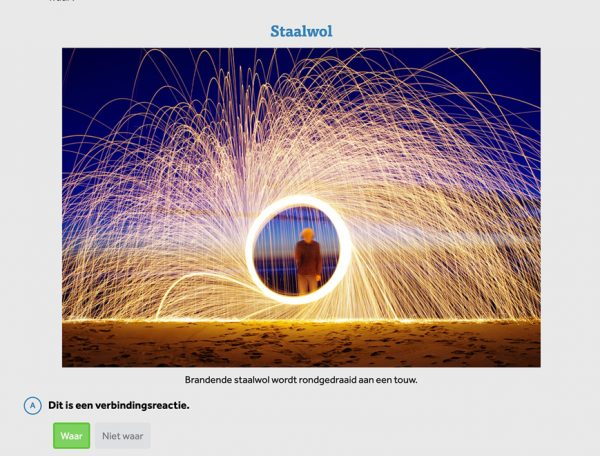 meerkeuzevraag-nask-opgave-uit-einstein-over-verbindingsreactie-staalwol