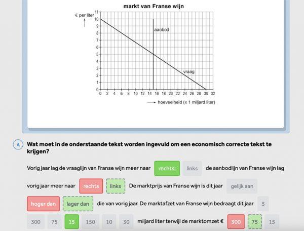 opgave-markt-prijs-uit-methode-koers-economie-in-learnbeat
