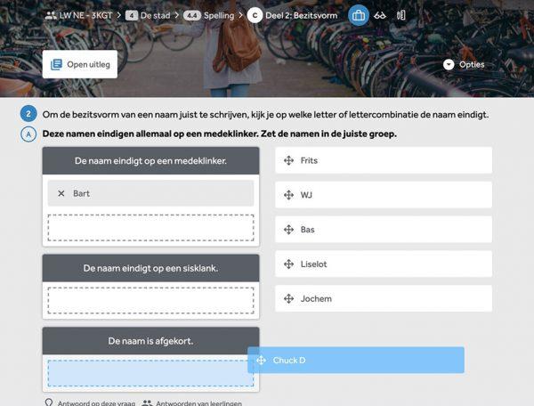opgave-uit-leswijs-nederlands-bezitsvorm-in-Learnbeat